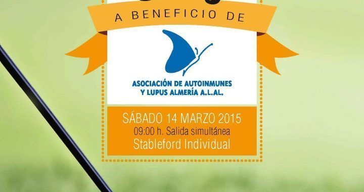 I Torneo de golf a beneficio de ALAL